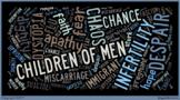 Children of Men (2006) Word Cloud