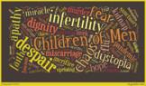 Children of Men Film - Word Cloud