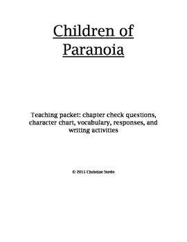 Children of Paranoia teaching packet