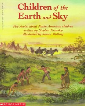 Children of the Earth and Sky by Stephan Krensky
