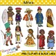 Children of the World Clip art Africa