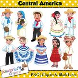 Children of the World Clip art Central America
