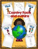 COUNTRIES OF THE WORLD - Research Booklets for 12 Countries & Resources
