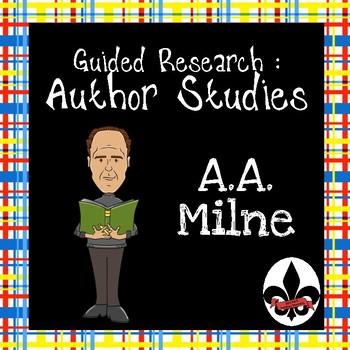 Children's Author Studies:A.A. Milne