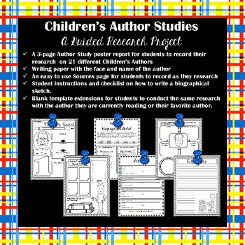 Children's Author Studies: Chris Van Allsburg