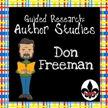 Children's Author Studies: Don Freeman