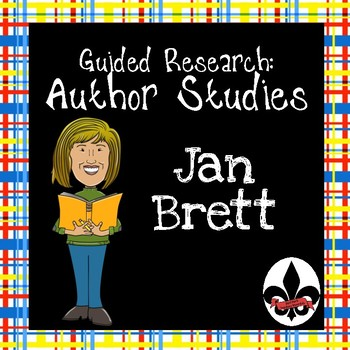 Children's Author Studies: Jan Brett