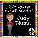 Children's Author Studies: Judy Blume