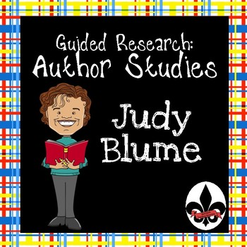 Children's Author Studies: Judy Blume