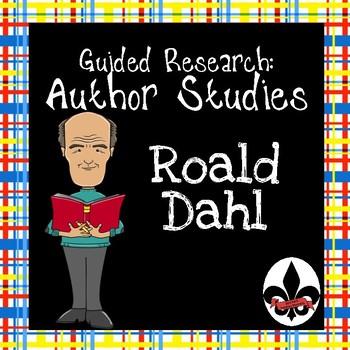 Children's Author Studies: Roald Dahl