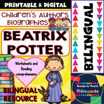 Children´s Authors - Beatrix Potter (Bilingual Set)