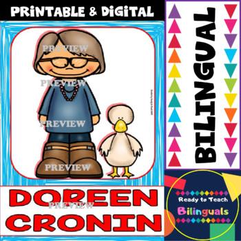Children´s Authors - Doreen Cronin (Bilingual Set)