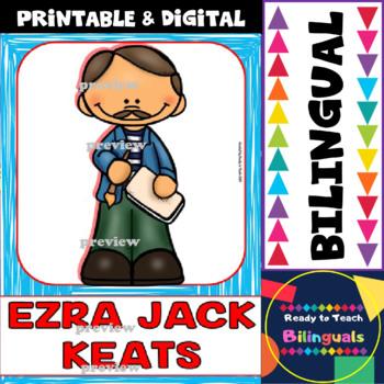 Children´s Authors - Ezra Jack Keats (Bilingual Set)