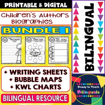 Children´s Authors - Save Money Bundle 1 (Bilingual Set)