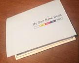 Children's Bank Book (Spend/Save/Share Version)