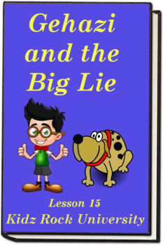 Children's Bible Curriculum – A Five Pack - Lessons 11-15