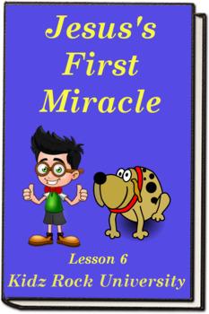 Children's Bible Curriculum – A Ten Pack - Lessons 01 - 10