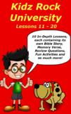 Children's Bible Curriculum – A Ten Pack - Lessons 11-20