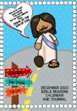 Children's Bible Reading Calendar and Journal