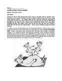 Children's Book Literary Analysis Prompt