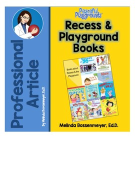 Children's Books about Recess and the Playground