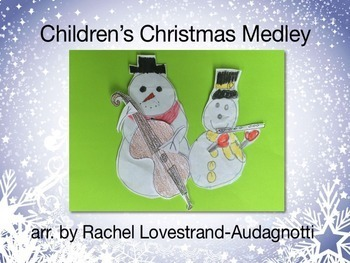 Children's Christmas Medley