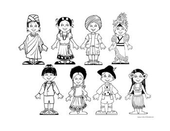 Children's Day Craft