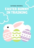 Children's Ebook, Easter Bunny In Training, PDF