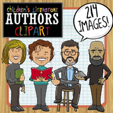 Children's Literature Authors ClipArt