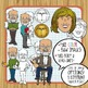 Children's Literature Authors ClipArt