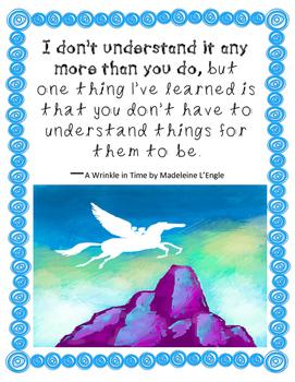 Children's Literature Posters