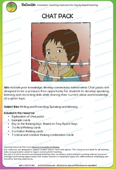 Children's Rights Chat Pack