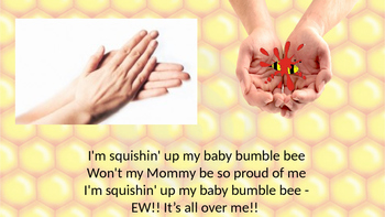 Children's Song - Baby Bumble Bee
