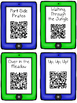 Children's Stories and Rhymes: Singalong QR Code Listening Centers