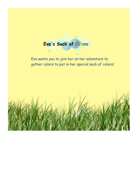 Children's Story: Eva's Sack of Colors
