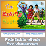 Classroom ebook Reader, Digital Story and/or Printable - C