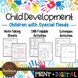 Children with Special Needs - Interactive Notebook Activities