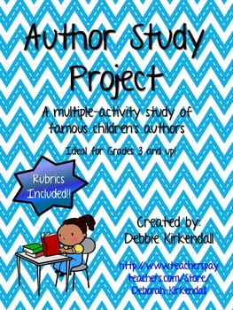 Author Study Project--*updated*