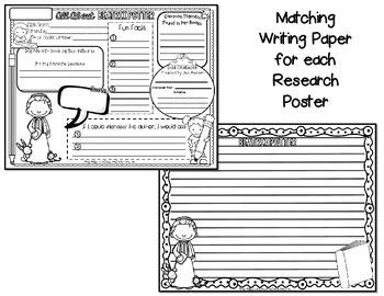 Author Study Activity: Research Project: Children's Authors
