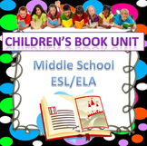 Children's Book Unit (editable)