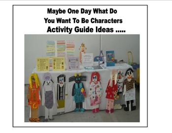 Pre k - 2nd grade   Career Books, Community Helpers, Family with Activity Guide