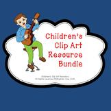 Children's Clip Art Bundle
