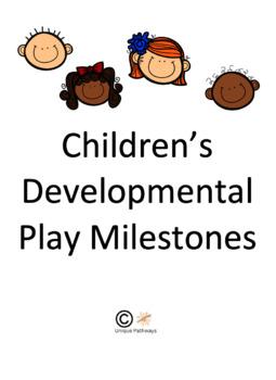 Children's Developmental Play Milestones - Courtney's Playhouse