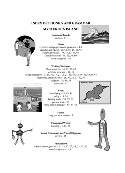 Children's ESL Curriculum Book 5-A  The Mysterious Island