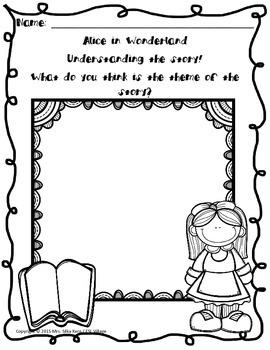 Children's Literature / Tales (Alice in Wonderland)