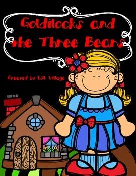 Children's Literature / Tales (Goldilocks and the Three Bears)