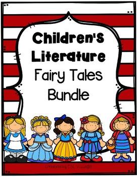 Children's Literature / Fairy Tales {Bundle}