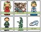 Children's Literature Match Up Card Game
