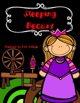 Children's Literature / Tales (Sleeping Beauty)