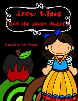 Children's Literature / Tales (Snow White and the Seven Dwarfs)